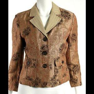 Etro brocade jacket
